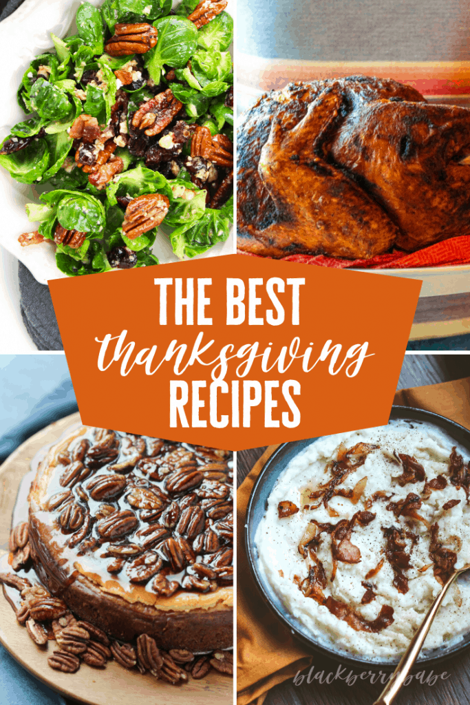 The Best Thanksgiving Recipes