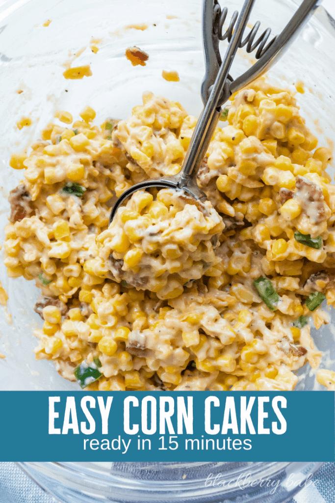 Easy Corn Cakes