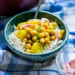 Chickpea Potato Curry