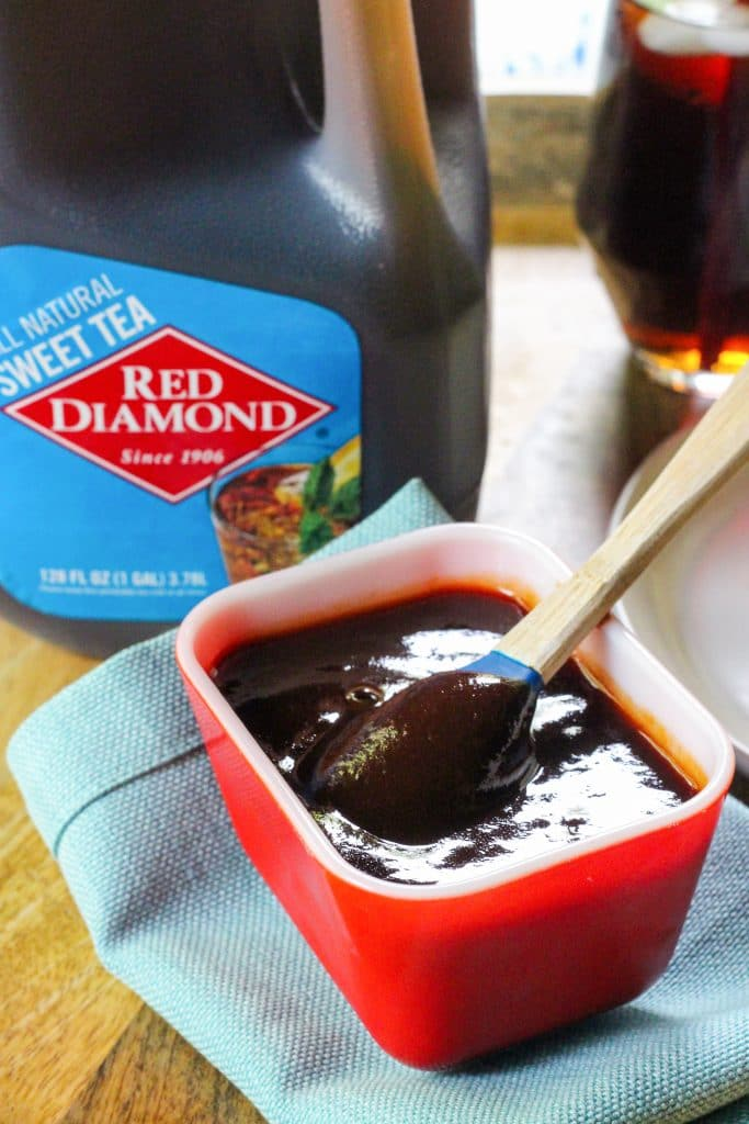 Sweet Tea Barbecue Sauce