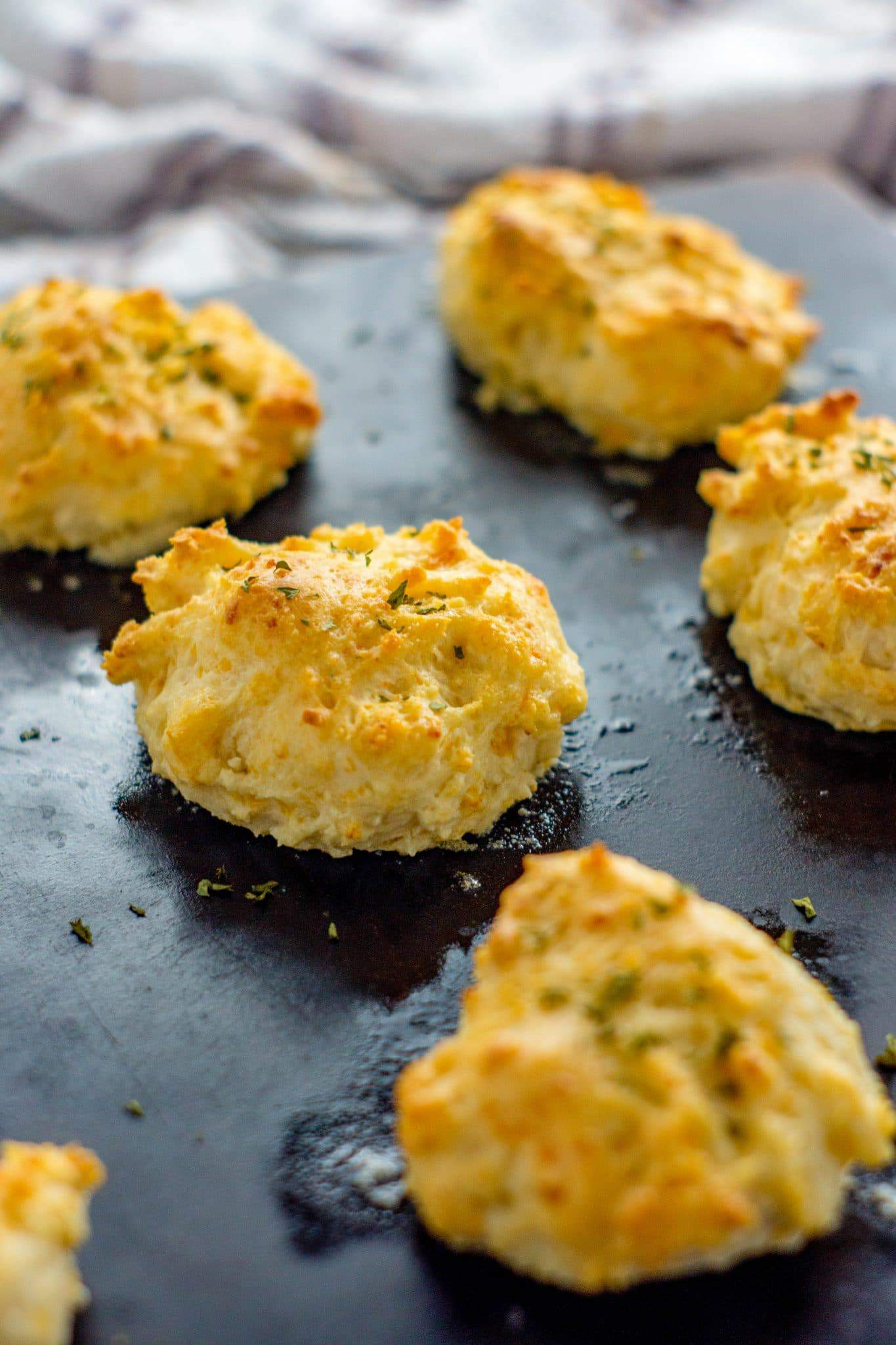 Bisquick Cheddar Biscuits