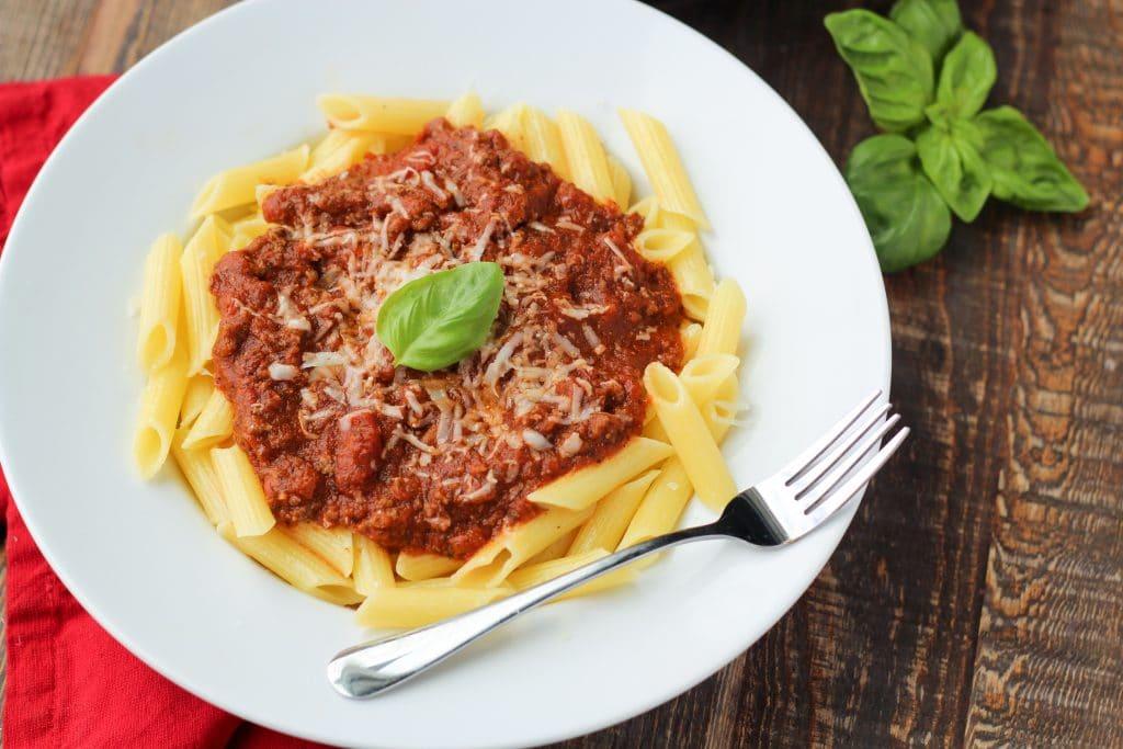 Hearty Marinara Sauce - Sicilian Sauce