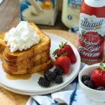 Baked Brioche French Toast