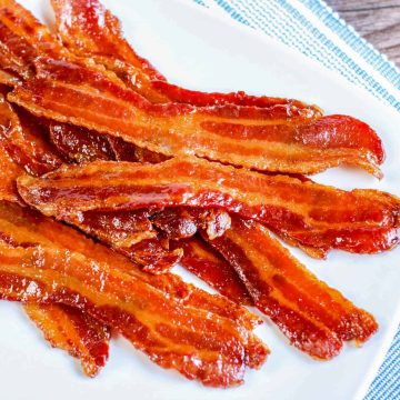 Million Dollar Bacon - Candied Bacon