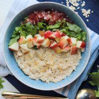 Savory Oatmeal Recipe