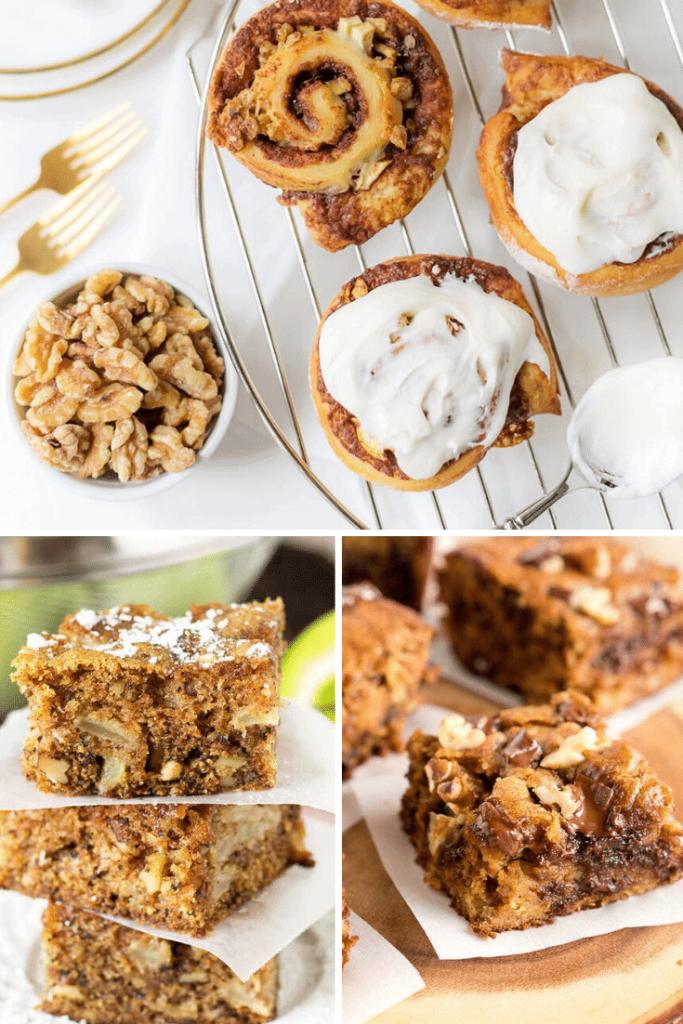 Wonderful Walnut Dessert Recipes