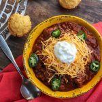 Spicy Steak Chili
