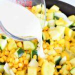 Cheesy Mexican Squash (Calabacitas)