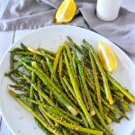 This Sautéed Asparagus is simple to make on the stovetop and ready in about 10 minutes. Your family will love the flavors in this easy Asian asparagus recipe!