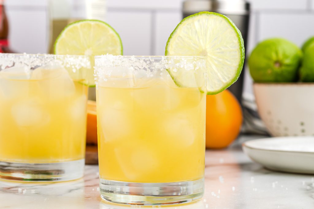 Mezcal Margarita Recipe