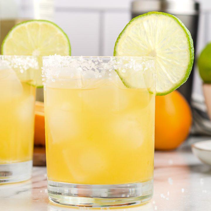 Mezcal Margarita Recipe