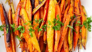 Air Fryer Carrots - Air Fryer Side Dish Recipe