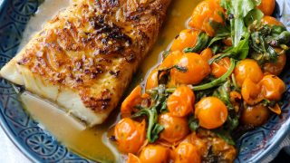 Pan Seared Sablefish Recipe